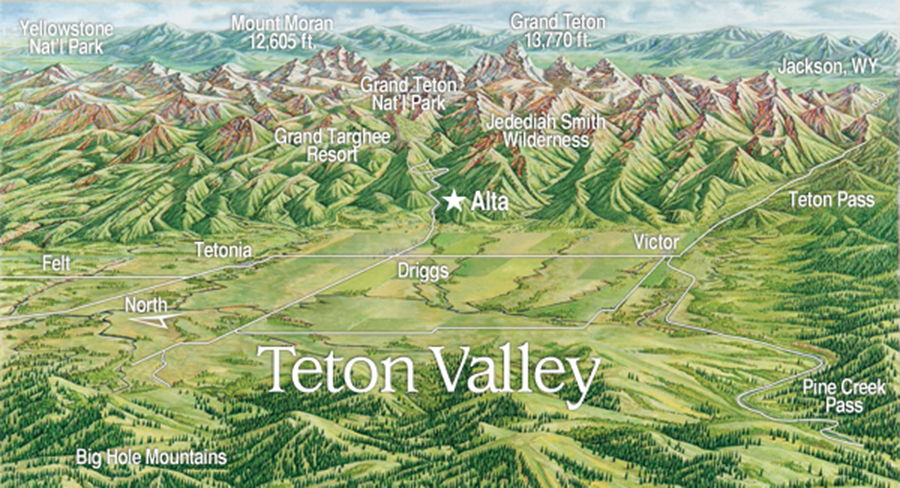teton valley idaho map with To Victor Go The Spoils on 2 in addition Statecountymap moreover Rocky Mountains together with Yellowstone National Park Map moreover tetonvalleyeclipse.