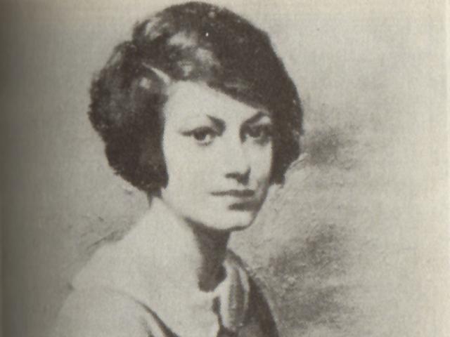 Dorothy Rothschild Parker