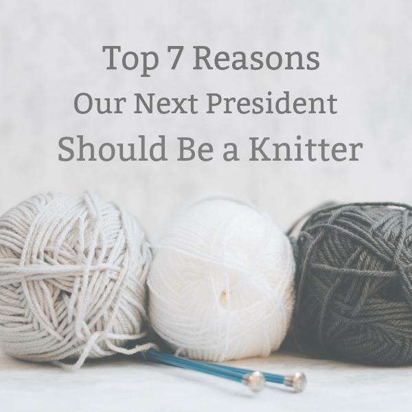 prez-knitter